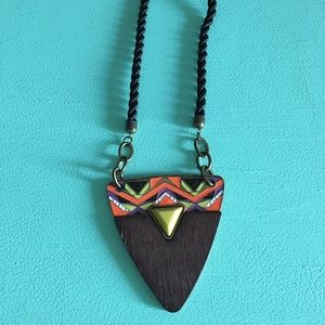✨Topshop Tribal Necklace✨